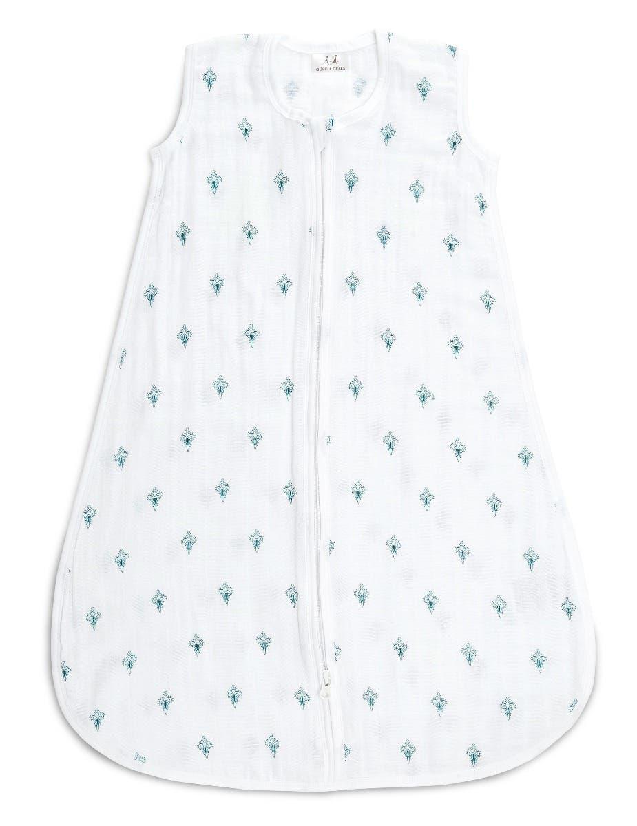 Baby Muslin Sleepsack 100/% Cotton Classic Sleeping Bag Swaddle Wearable Blanket