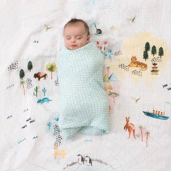 Classic dream blanket
