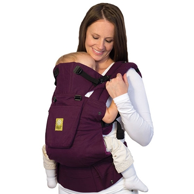 baby and child carrier by lillebaby