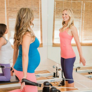 fitness tips while pregnant
