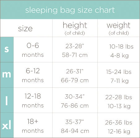 right sleeping bag for your baby | best sleep sacks | aden + anais blog