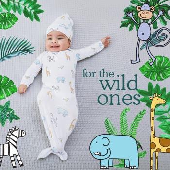 baby wearing comfort Jungle jamming