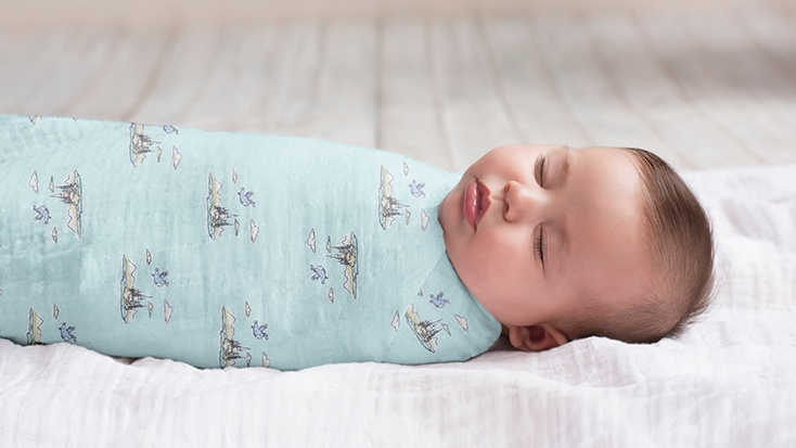 Harry Potter Essential baby cotton muslin swaddle
