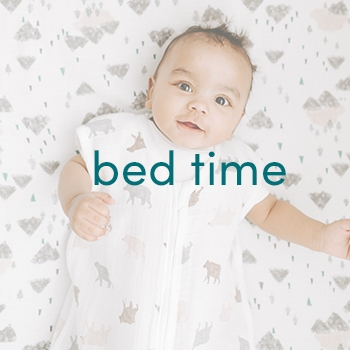 Bed time - Aden and Anais