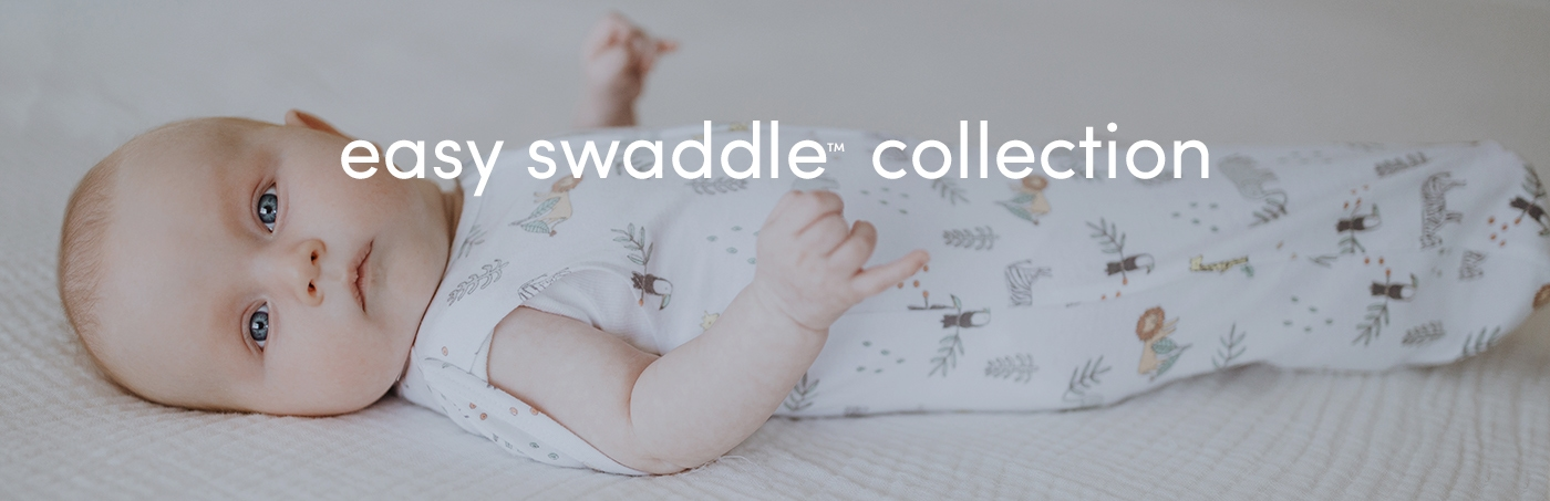 Easy swaddle collection - Aden and Anais