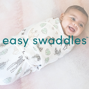 Easy swaddles - Aden and Anais