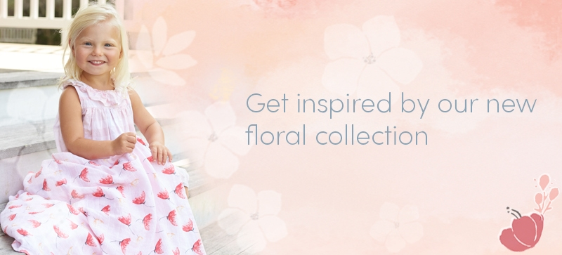 Floral Prints collection banner